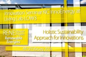 LOW3 – KIC InnoEnergy RENE